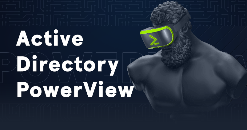 Active Directory PowerView